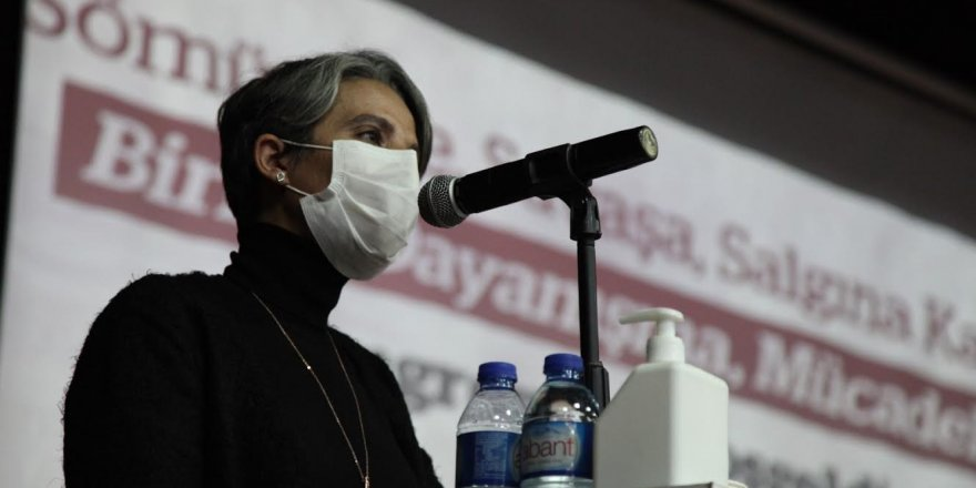 Provokasyon iklimini yaratanlar HDP'ye saldırının sorumlusudur