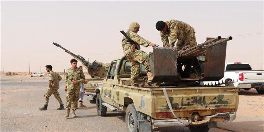 Hafter milisleri Libya'nın güneyindeki teröristlere karşı askeri operasyon başlattıklarını bildirdi
