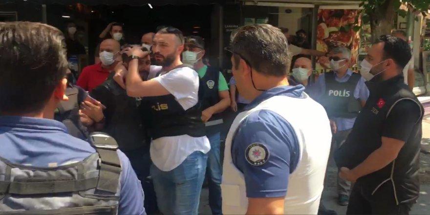 HDP saldırganı ile polisin ilk diyaloğu: 'Kimseyi vurmadım, bir kişiye ateş ettim'