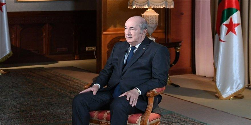 Cezayir'de Ulusal Bina Hareketi, Cumhurbaşkanı Tebbun liderliğinde kurulacak hükümeti destekleyecek