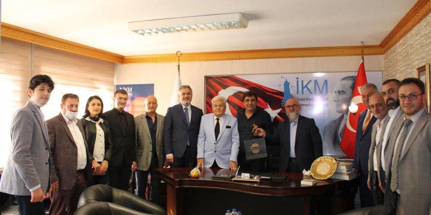 Yeniden refah partisi genel başkan yardımcıları Kocaeli' ye geldi