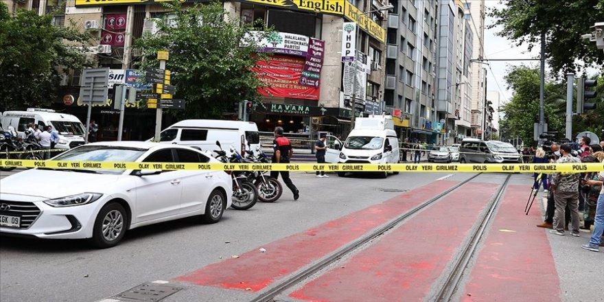 HDP İzmir İl Başkanlığında bir kişiyi öldüren saldırgan adliyede