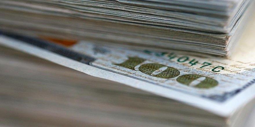 Kısa vadeli dış borç stoku nisanda 144,7 milyar dolar oldu