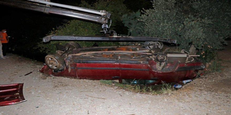 Fethiye'de trafik kazası:1 ölü