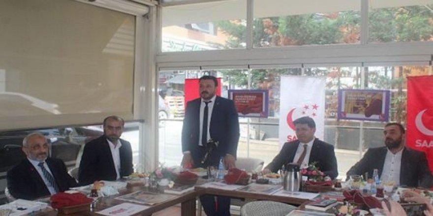 SP Kocaeli Teşkilatı olarak genel merkez ve genel başkanımızın yanındayız