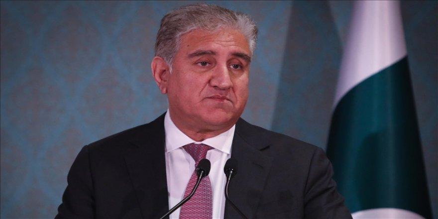 Pakistan Dışişleri Bakanı Kureyşi, ABD'nin Afganistan'dan sistemli şekilde çekilmesi gerektiğini vurguladı