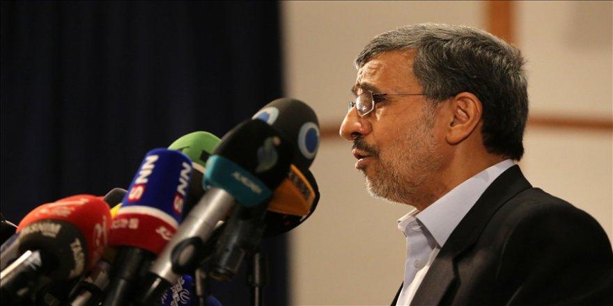 """Ahmedinejad bazı isimlerin veto edildiği seçimleri """"halkın iradesinin yok sayıldığı bir hata"""" olarak niteledi"""