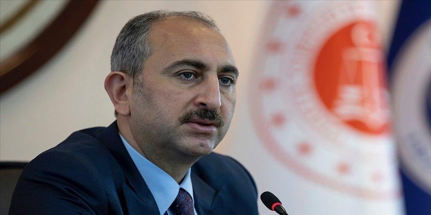 Adalet Bakanı Gül: Yargı reformunun odağında vatandaş memnuniyeti var