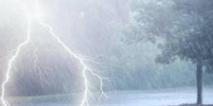 Bazı Kesimlerde Beklenen Kuvvetli Yağışlara Dikkat !