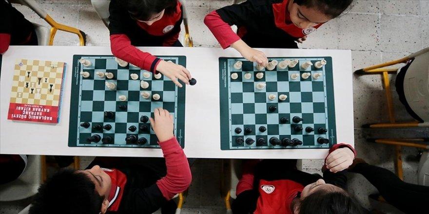 'Türkiye Satranç Öğreniyor Projesi' 5 bin sporcu kazandırdı