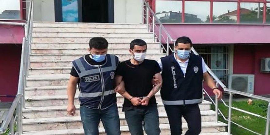 Araba hırsızı Gebze'de yakalandı