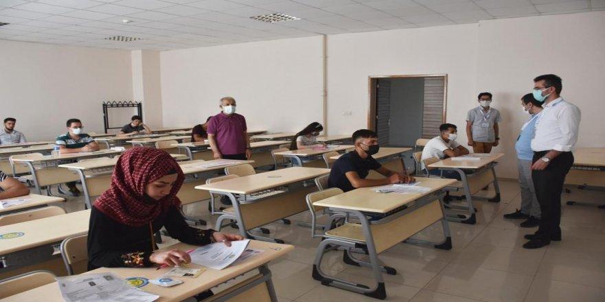Yabancı uyruklu öğrencilerin sınav heyecanı