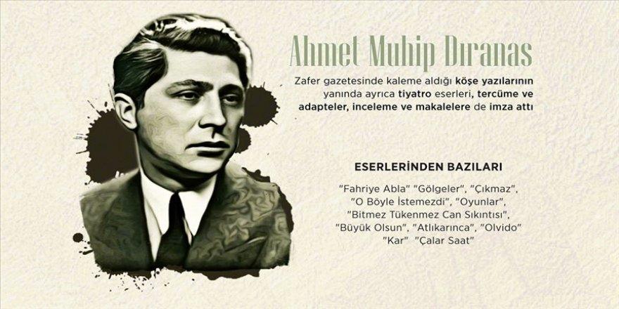 Ahmet Muhip Dıranas vefatının 41. yılında anılıyor