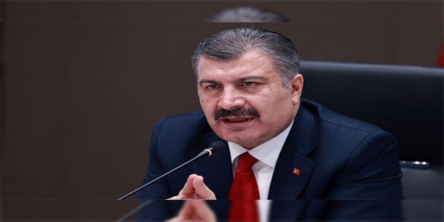 Bakan Koca, Sinovac firması yetkilileriyle görüştü