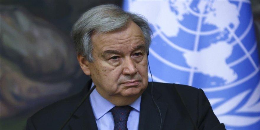 BM Genel Sekreteri Guterres'ten İran Cumhurbaşkanlığı seçimi sonrasında, 'iş birliğini sürdürme' mesajı