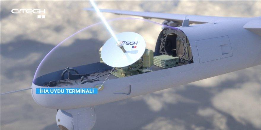 Milli İHA'lar yerli uydu terminalleriyle uçuyor