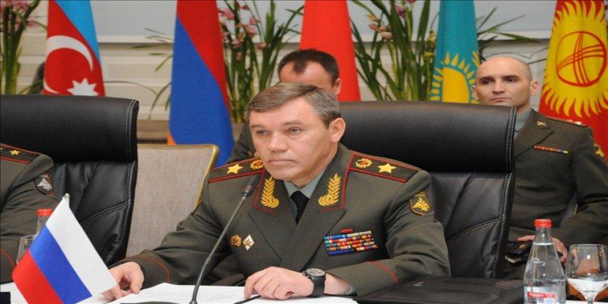 Rusya Genelkurmay Başkanı'ndan ABD'nin Avrupa ve Asya-Pasifik'teki füze sistemlerine 'istikrar bozucu' yorumu