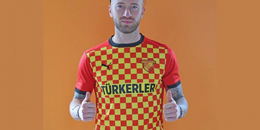 M.Başakşehir'den bir transfer daha