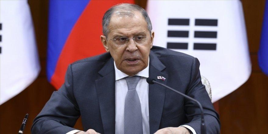 Rusya Dışişleri Bakanı Lavrov: NATO, Rusya ile askeri alanda diyalog kurmak istemiyor