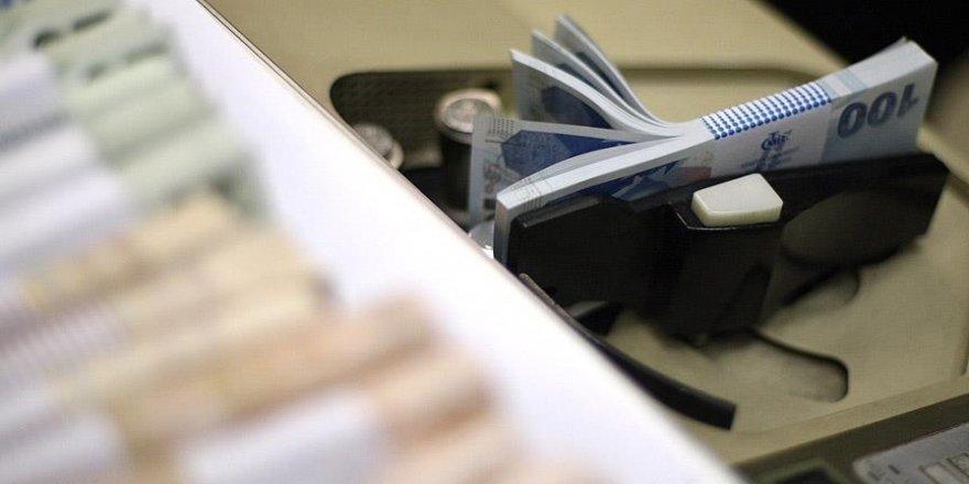 Bankacılık sektörü kredi hacmi geçen hafta 3 trilyon 884 milyar oldu