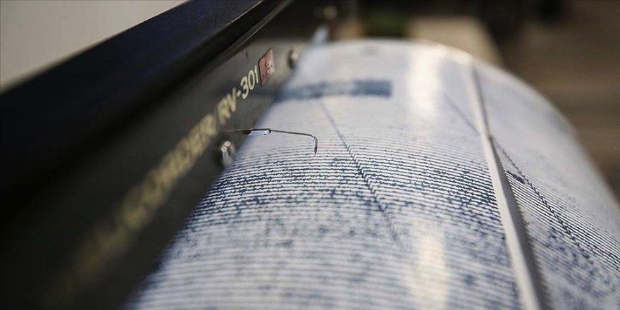 Diyarbakır'da 4 büyüklüğünde deprem
