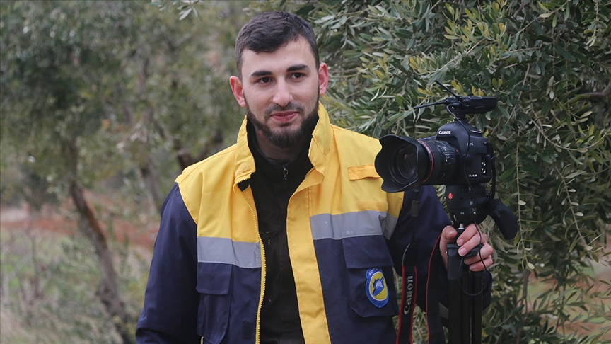 'İdlib'in sesi' Enes Diyab'ın ölümünün 2'inci yılı