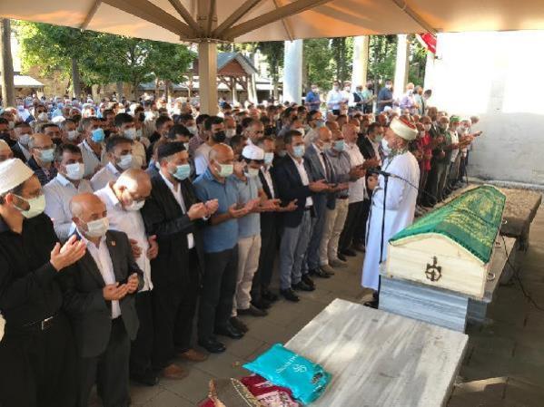 Gebze'de' bıçaklı kavgada ölen federasyon başkanı için cenaze töreni düzenlendi