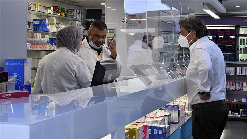 Lübnan'daki eczaneler ilaçların tükenmesi nedeniyle 'zorunlu kapanma' kararı aldı