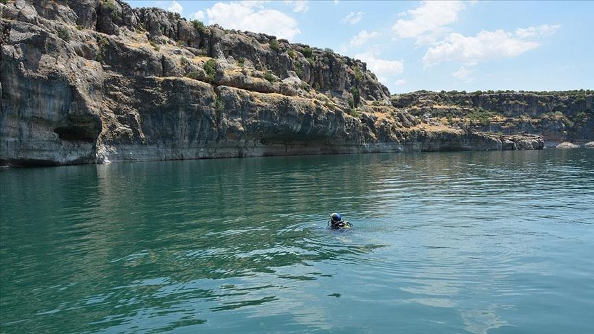 'Saklı cennet' Takoran Vadisi su altı kaşiflerini bekliyor