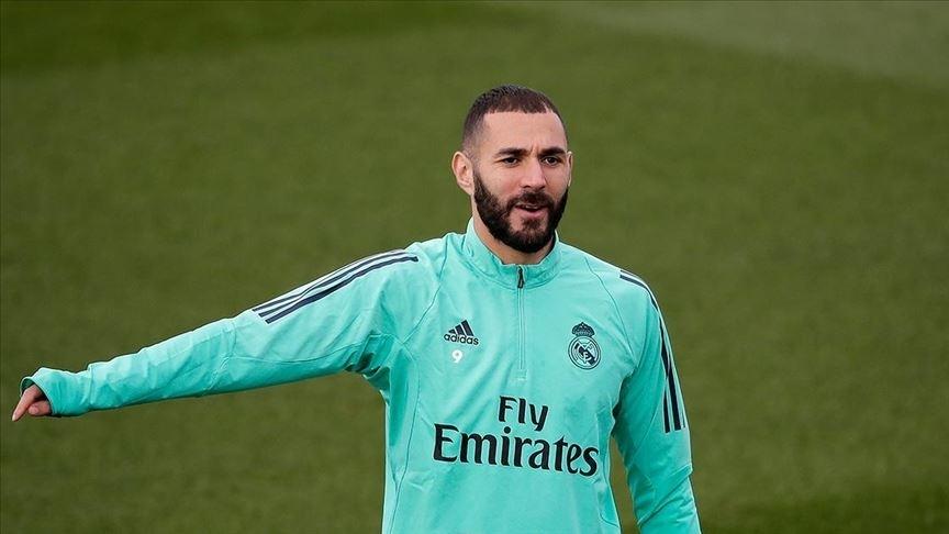 Real Madridli Benzema koronavirüse yakalandı