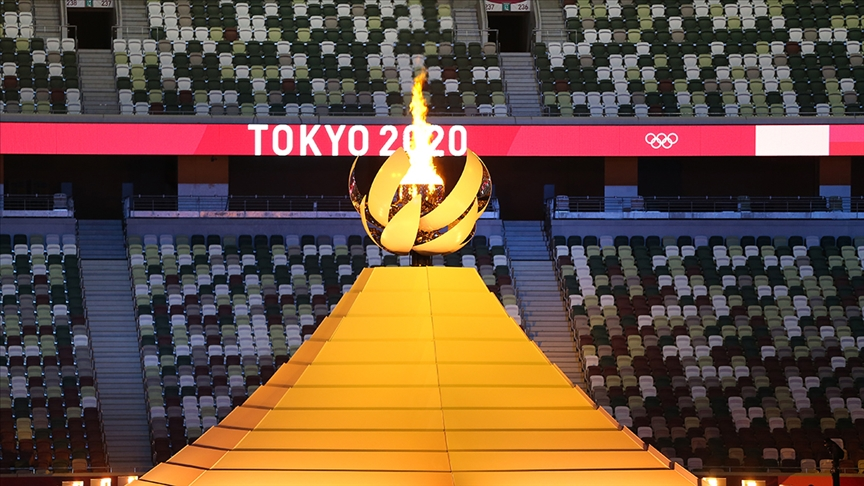 Japonya İmparatoru Naruhito'dan yabancı liderlere 'olimpiyat ve dayanışma ruhu' vurgusu