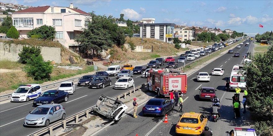 Kurban Bayramı tatilinin 7. gününde trafik kazalarında hayatını kaybedenlerin sayısı 38'e yükseldi