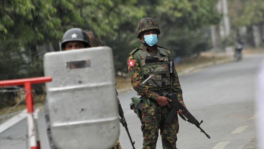 Myanmar'da askeri yönetimin engellemeleri nedeniyle sivillerin çoğuna BM yardımları ulaştırılamıyor