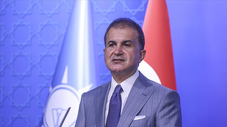 AK Parti Sözcüsü Çelik'ten BM ve çeşitli ülkelerin açıklamalarına tepki