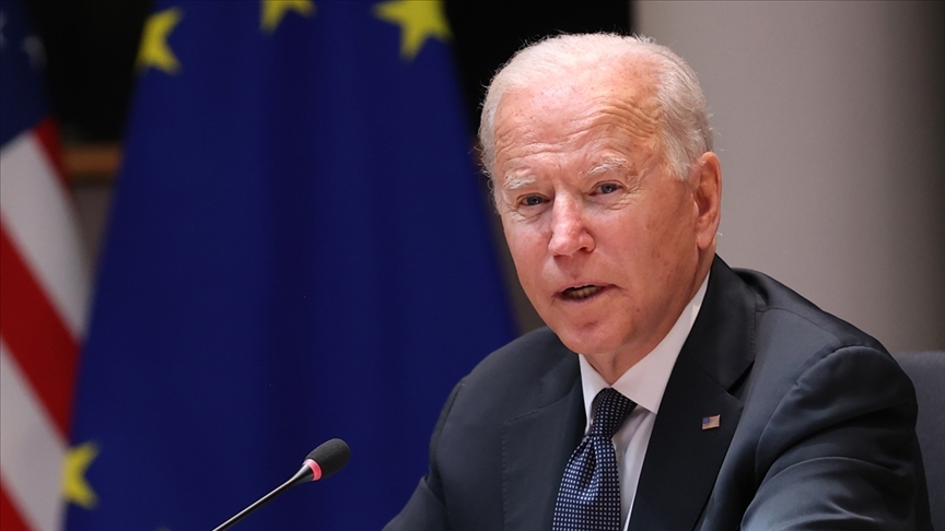 ABD Başkanı Biden'dan 'Afganistan'a desteğimiz devam edecek' mesajı