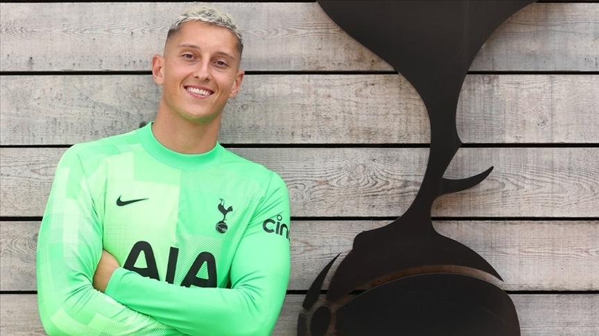 Tottenham, İtalyan kaleci Gollini'yi kiraladı