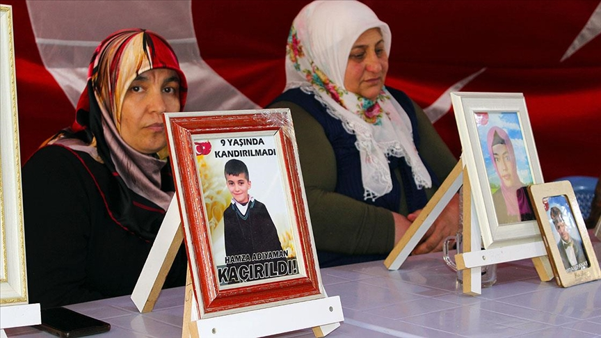 Diyarbakır anneleri evlatlarına kavuşmak istiyor