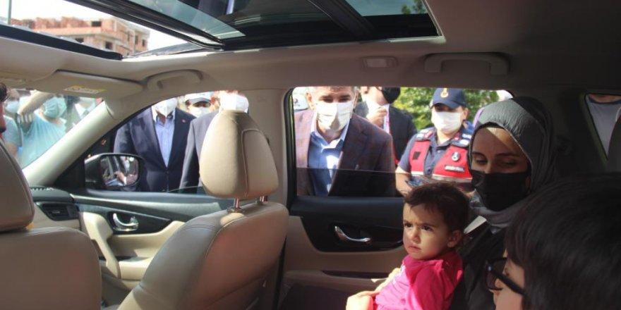 İçişleri Bakan Yardımcısı İnce:Kartepe'de yola çıkacak olan vatandaşlara çağrıda bulundu