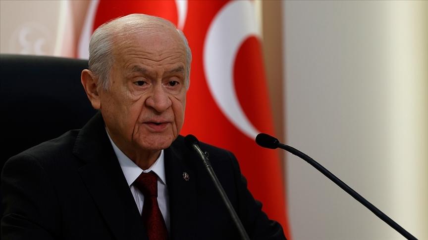 MHP Genel Başkanı Bahçeli: Lozan Barış Antlaşması, ilk günkü mana ve muhtevasını muhafaza eden onur belgesi niteliğinde