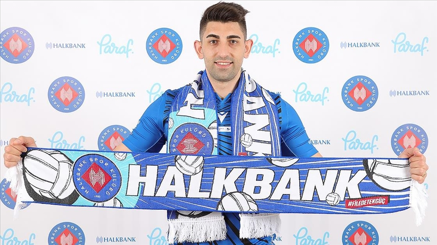 Halkbank Erkek Voleybol Takımı, eski oyuncusu Abdullah Çam'ı transfer etti