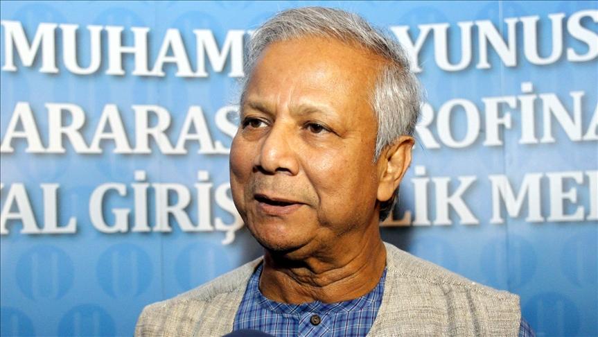 Muhammed Yunus'un sosyal sorumluluk ideali, Tokyo Olimpiyatları'yla taçlandı