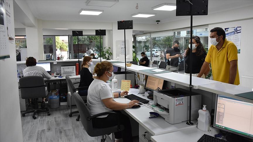 Noterliklerde güvenli ödeme sistemi kapsamında 4 bin 328 işlem yapıldı