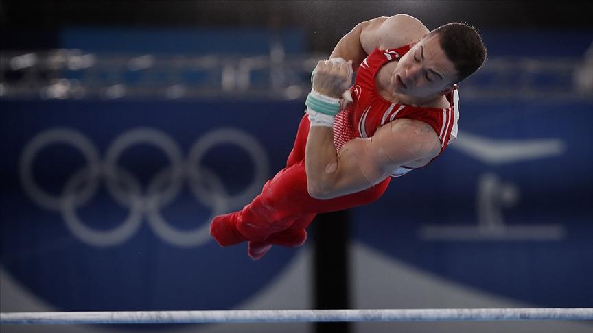 Cimnastikte olimpiyat finallerinin gururu yaşanıyor