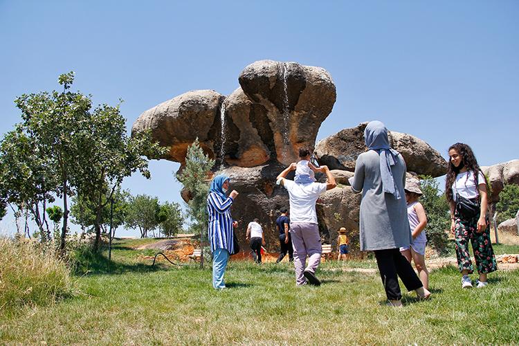 Doğa ve inanç turizmini tercih edenlerin rotası: Peygamberler diyarı 'Eğil'