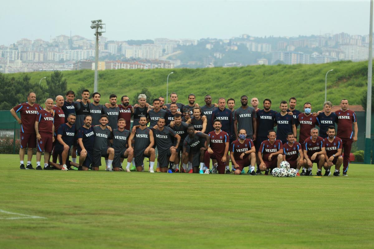 Trabzonspor, kampta döndüncü hazırlık maçını Kasımpaşa ile oynayacak