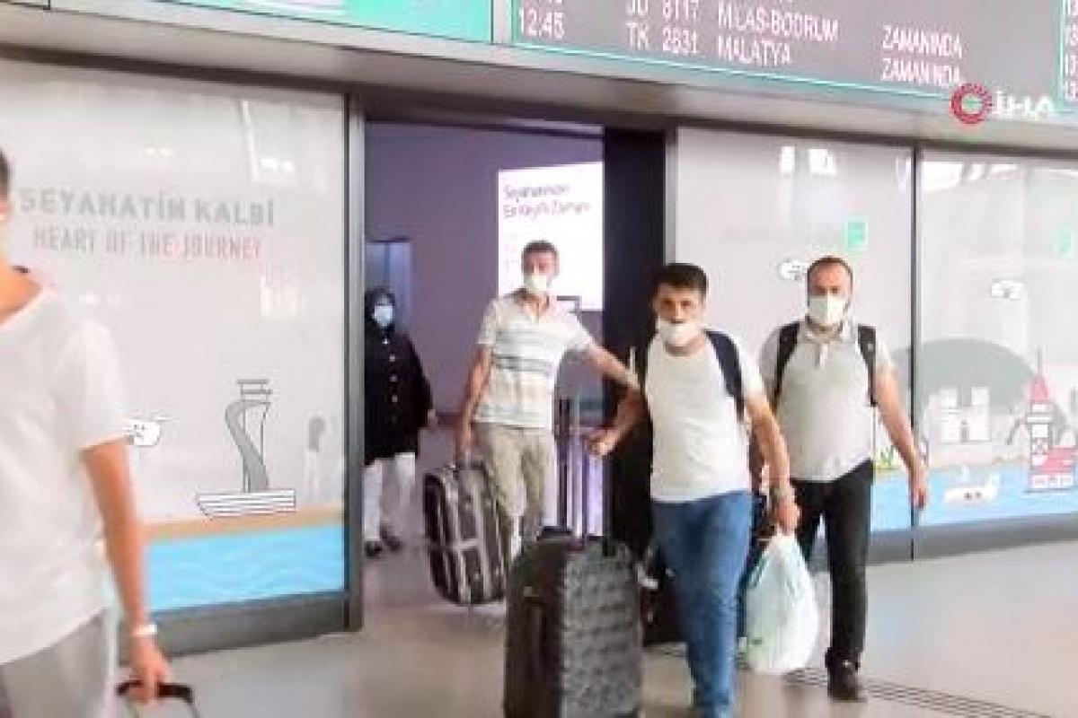 İstanbul Havalimanı'nda pandemi döneminin yeni rekoru bekleniyor