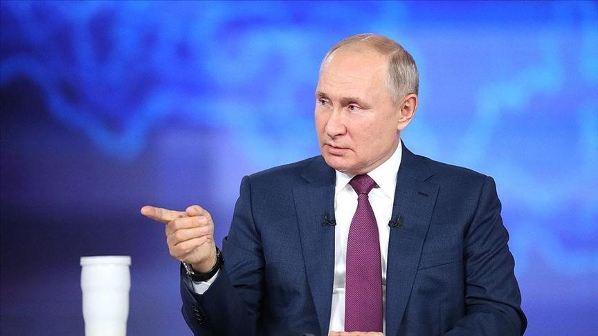 Putin: Düşmanın denizaltı, gemi ve uçağını tespit etme ve saldırı düzenleme kapasitesine sahibiz