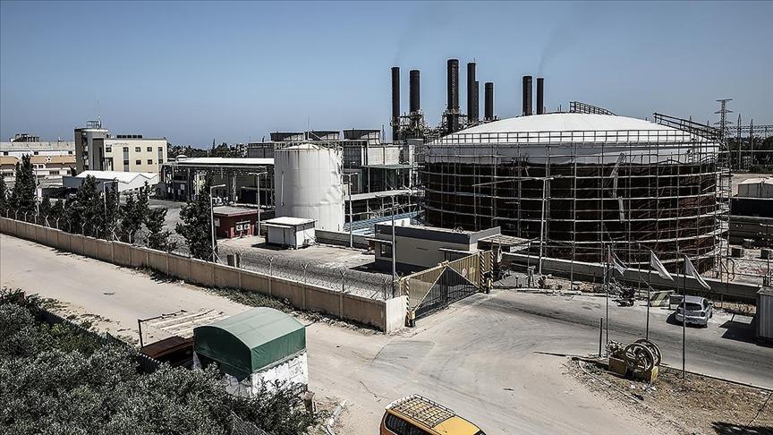 İsrail, Gazze'deki elektrik santrali için kullanılacak yakıt girişini engelledi