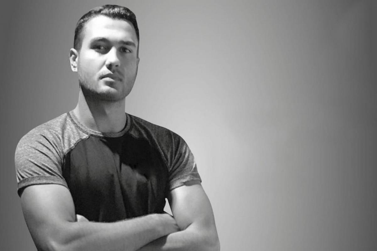 21 yaşındaki genç antrenör spor yaparken kalp krizinden öldü iddiası