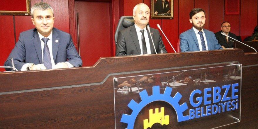 Gebze Belediyesi Ağustosayı meclisi toplanacak